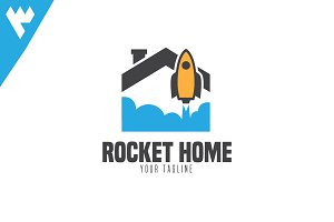 Rocket Home Logo