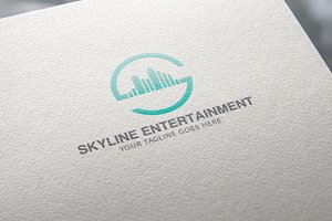 Skyline Entertainment Logo