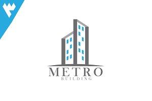 Metro Building Logo