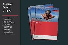 Annual Report Templates