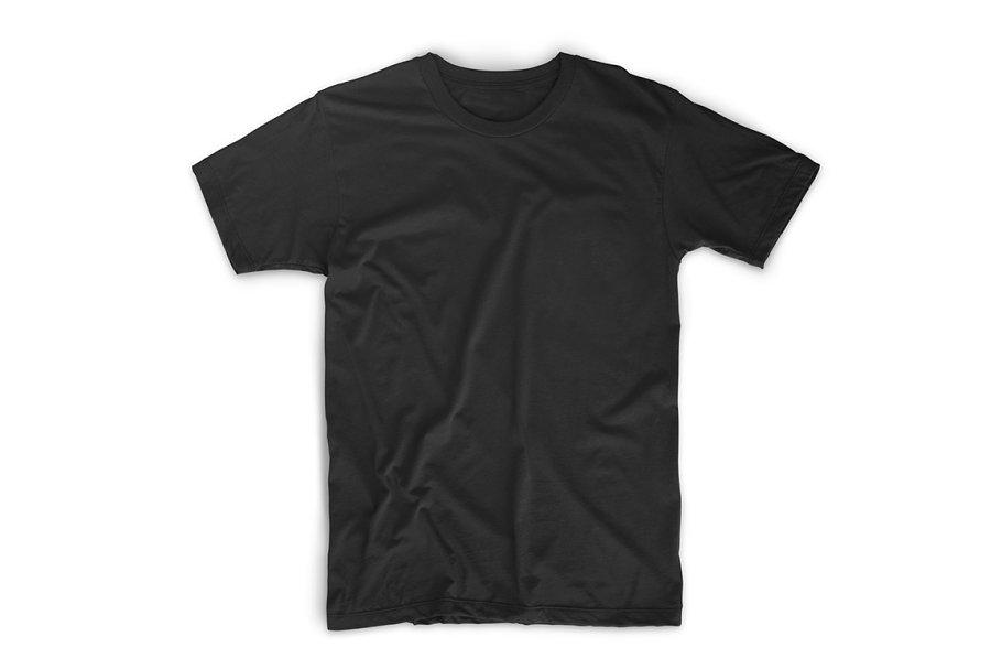 fcb612cb5 Realistic T-Shirt Templates ~ Product Mockups ~ Creative Market