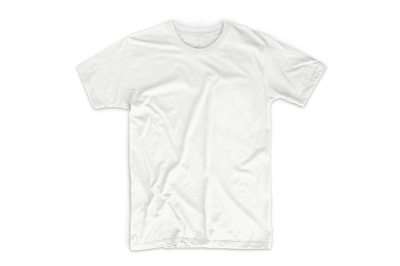 070797592cf Realistic T-Shirt Templates ~ Product Mockups ~ Creative Market