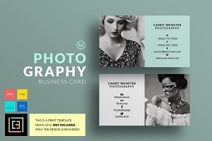 Photography - Business Card 52