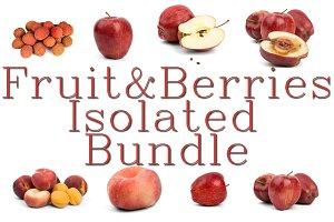 Fruits, Berries&Vegetables Bundle