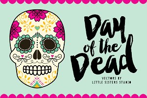 Day of the Dead - Vectors