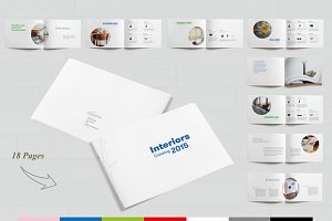 Minimal Product Catalog / Brochure