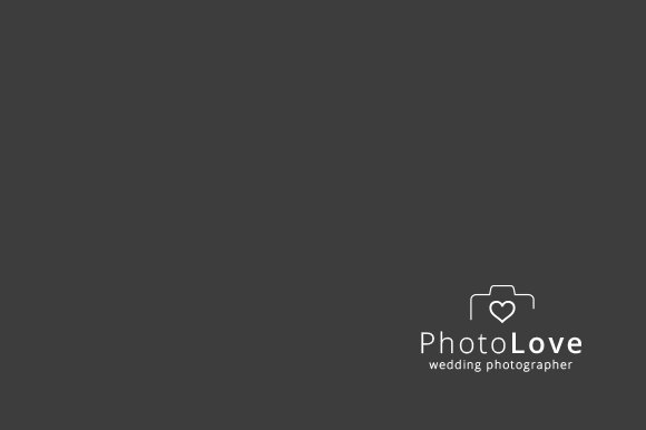 Photography Love - Logo Template in Logo Templates - product preview 4