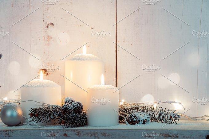 Magic Christmas candles.jpg - Holidays