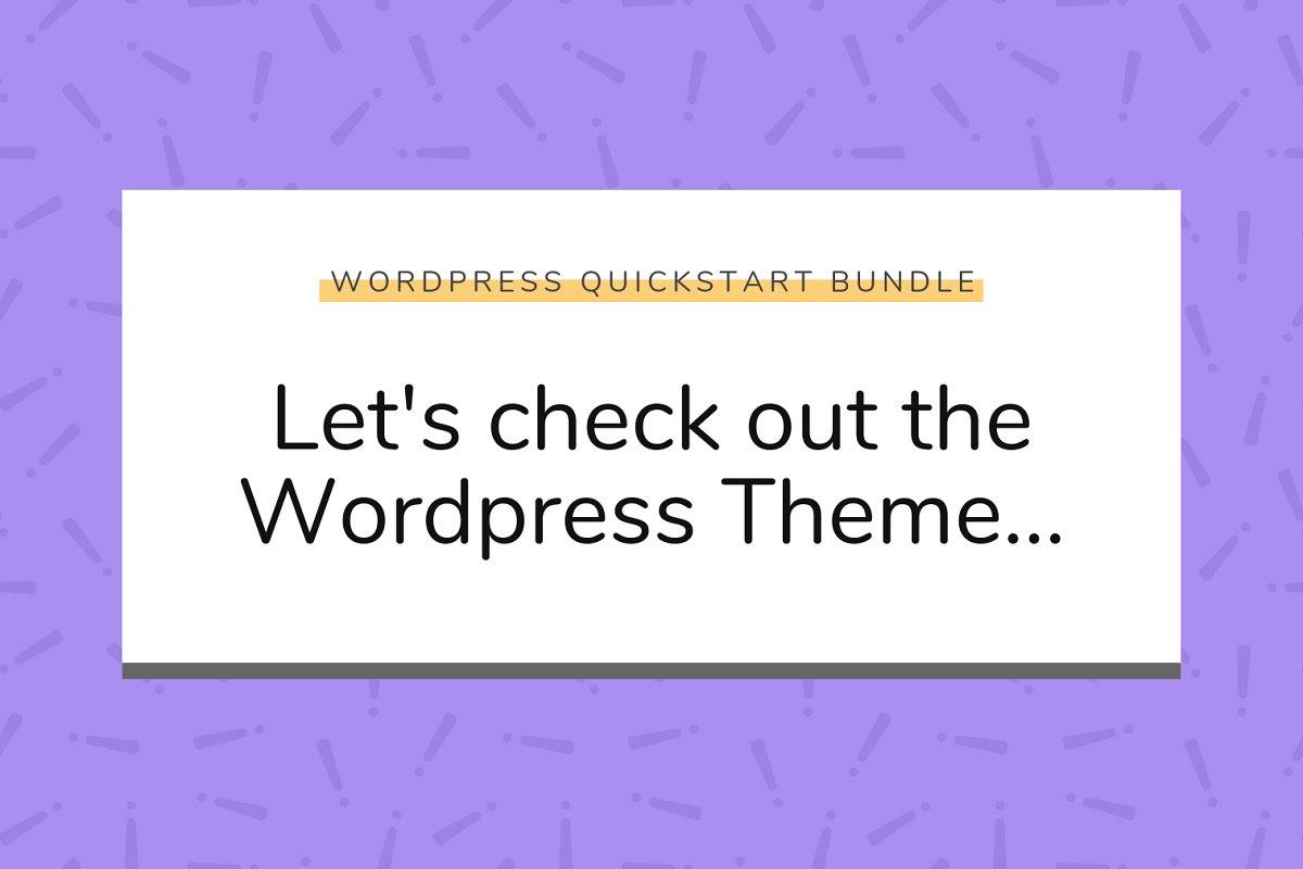 Wordpress Quickstart Bundle - Divi in WordPress Business Themes - product preview 4