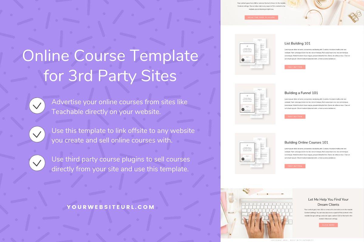 Wordpress Quickstart Bundle - Divi in WordPress Business Themes - product preview 6