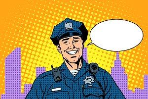 good cop police
