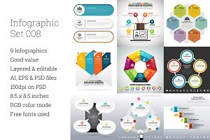Infographic Set 8