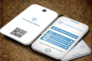 2015 Mobile Business Card