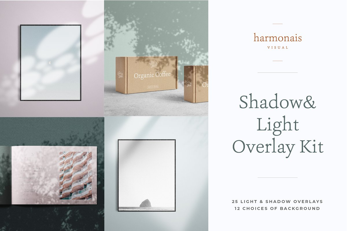 Shadow & Light Overlay Kit