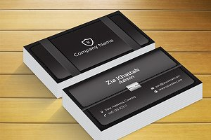 Briefcase Business Card