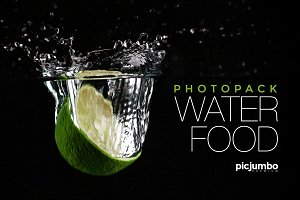 Water Food Photopack from picjumbo