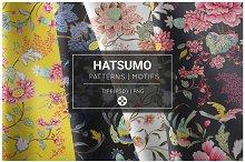 Hatsumo, Exquisite Oriental Patterns