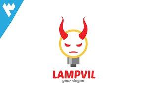 Lamp Evil Logo