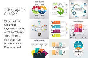 Infographic Set 22