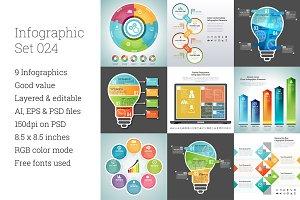 Infographic Set 24