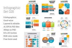 Infographic Set 25