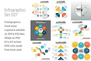 Infographic Set 27