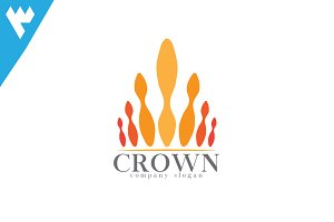Crown Elegant Logo