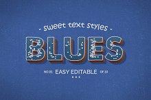 Sweet Text Styles Vol.01
