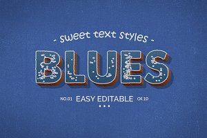 Sweet Text Styles Vol.01