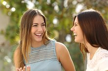 Happy women talking and laughing.jpg