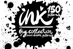 150 INK patterns