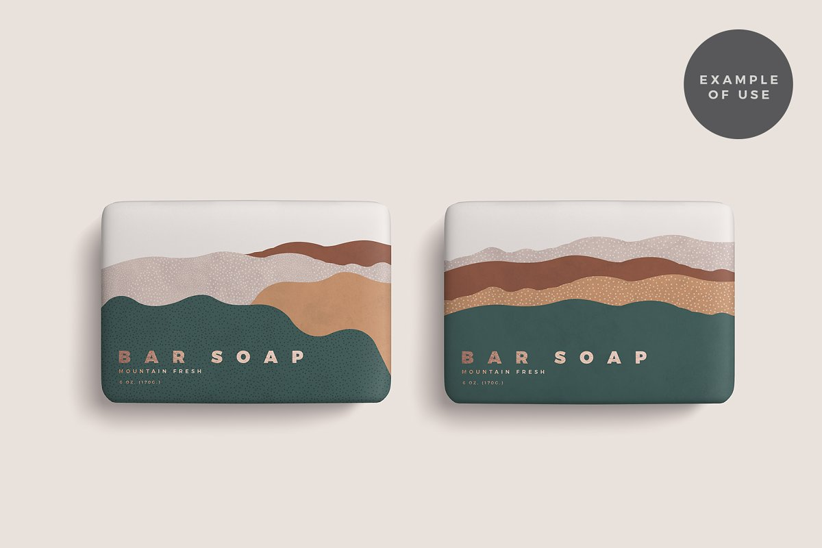 Landscape Creation Kit in Illustrations - product preview 7