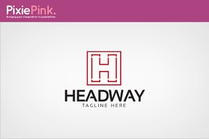 Headway Logo Template