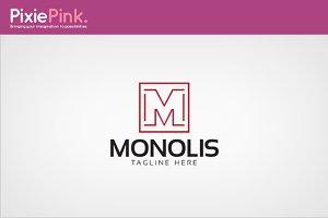 Monolis Logo Template