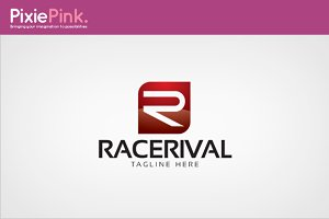 Race Rival Logo Template