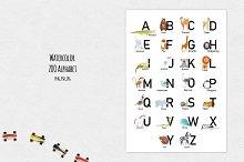 Children's  Animal Alphabet