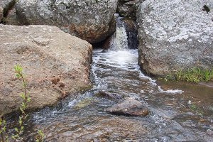 Baby Waterfall
