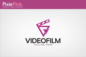 Video Film Logo Template