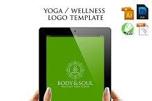 Yoga Studio Logo
