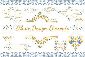Ethnic Design Elements