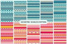 10 geometric patterns