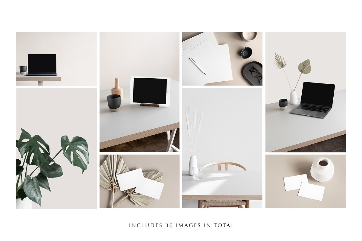 Karla Photo Mockup Bundle in Templates - product preview 1