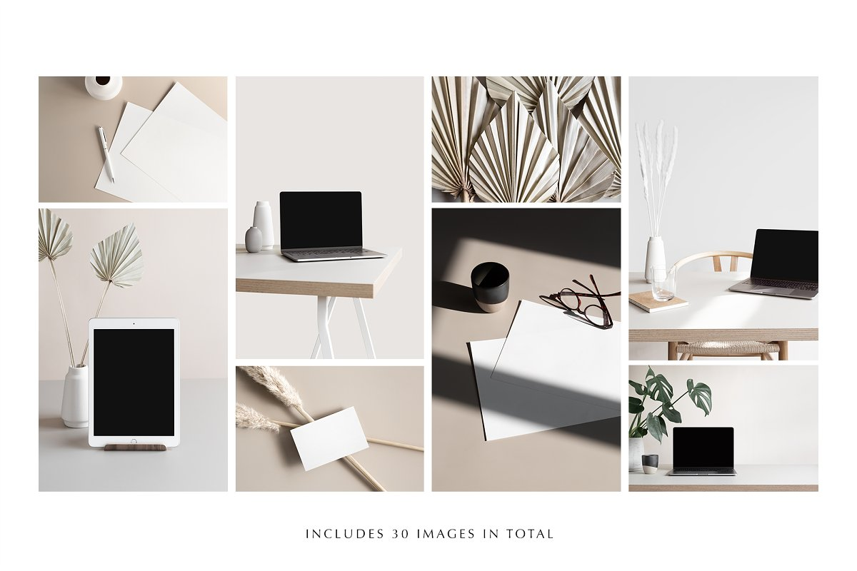 Karla Photo Mockup Bundle in Templates - product preview 2