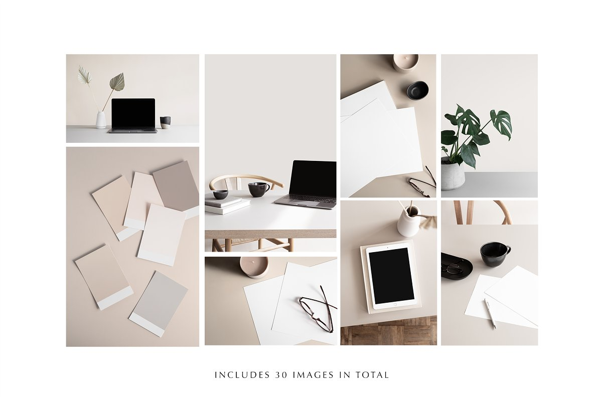 Karla Photo Mockup Bundle in Templates - product preview 3