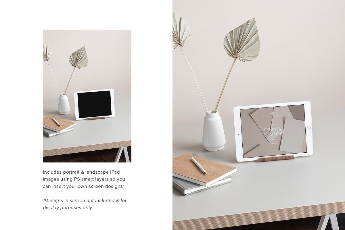 Karla Photo Mockup Bundle in Templates - product preview 6