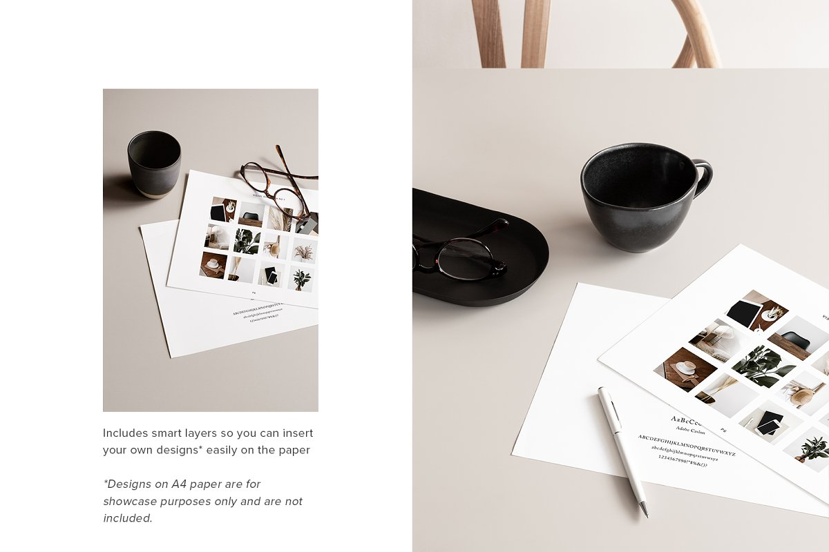 Karla Photo Mockup Bundle in Templates - product preview 8