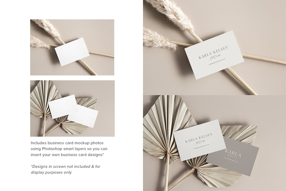 Karla Photo Mockup Bundle in Templates - product preview 9