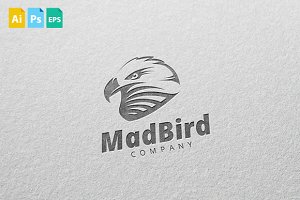MadBird Logo