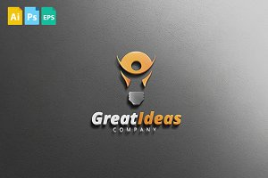 Great Ideas Logo