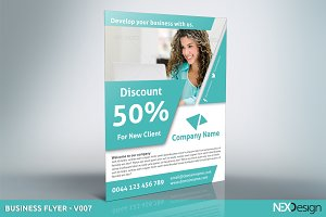 Business Flyer - v007
